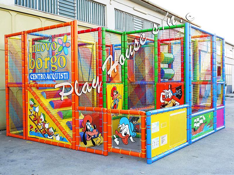 Giochi Playground prodotto 100% in Italia