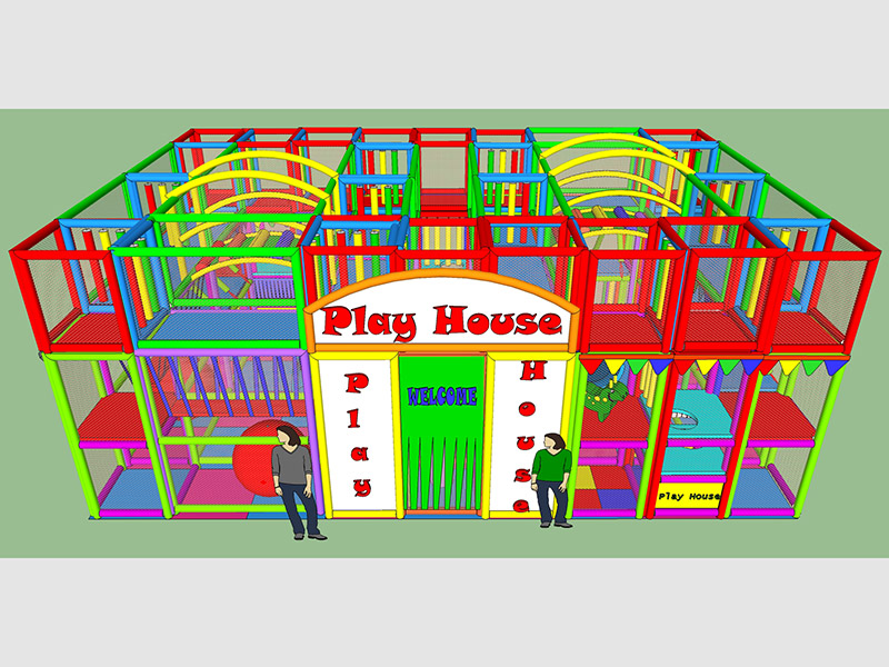Giochi gonfiabili playground tappeti elastici vendita - Giochi di cucina a livelli ...